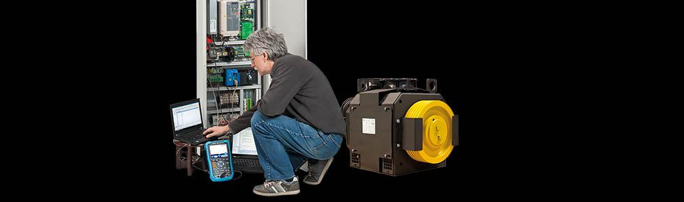 Oferujemy skonfigurowane zestawy sterowanie-wciągarka.